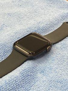 apple watch ガラスコーティング 八幡西区