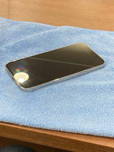 アイフォーン12pro ガラスコーティング【iPhone12pro】 遠賀郡